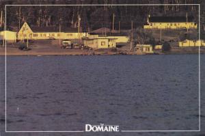 Waterfront View, Le Domaine, La Verendrye Wildlife Reserve, Lac Jean-Pere, Qu...
