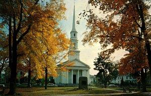 Massachusetts Bradford First Church Of Christ Congregational