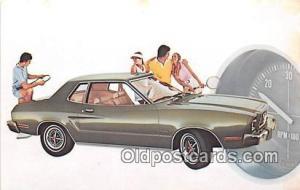 Valparaiso, Indiana, USA Postcard Post Card 1975 Mustang II