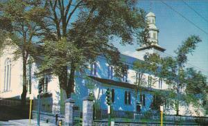 Exterior,  St. Paul's Church,  Halifax,  Nova Scotia,  Canada,   40-60s