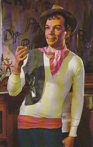 Cantinflas in Si Yo Fuera Diputado Movieland Wax Museum Buena Park California