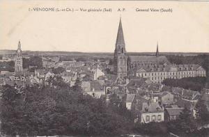 Vue Generale (Sud), Vendome (Loir et Cher), France, 1900-1910s