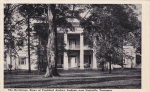 The Hermitage, Home Of President Andrew Jackson, Near Nashville, Tennessee, P...