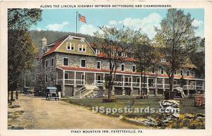 Piney Mountain Inn -pa_qq_9279