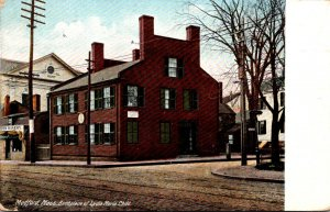 Massachusetts Medford Birthplace Of Lydia Maria Child