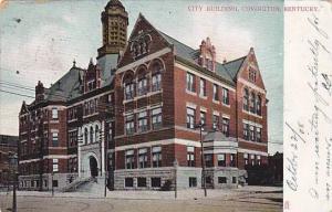 City Building, Covington, Kentucky, PU-1906