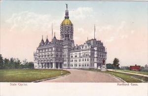 State Capitol Hartford Connecticut 1905