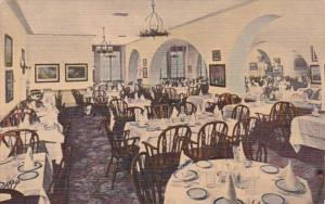 New York City Prince George Hotel New England Dining Room