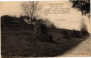CPA St-WALFROY - Chemin de la Croix (135671)