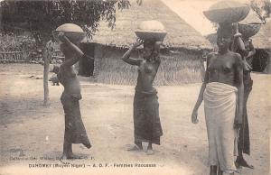 Dahomey Benin Moyen Niger, Femmes Haoussas