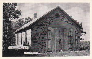 One-Room School House Birthplace Of Flag Day Waubeka Wisconsin Dexter Press