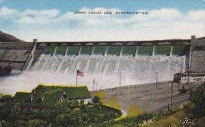Grand Coulee Dam Spokane Washington