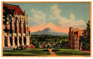 Washington  Seattle   University of Washington Campus