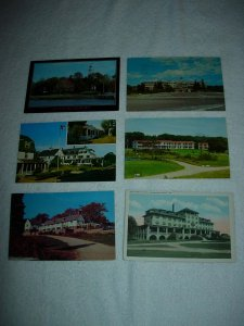 Kennebunkport ME - Lot Of 6 Great Vintage Postcards - x0582