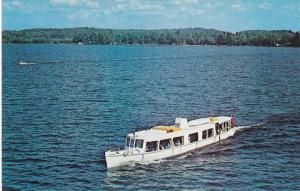 Tour Boat MILDRED Bracebridge , Muskoka , Ontario, Canada , 40-60s