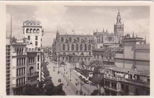 RP, Queipo De Llano And Joseph Anthony Avenues, Seville (Andalucia), Spain, 1...