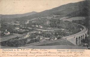 Paybach Austria Sudbahnviadukt Antique Postcard J59769