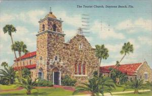 Florida Daytona Beach The Tourist Church