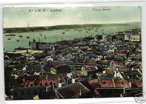 portugal, LISBON LISBOA, General View (1913)