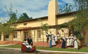CA - Claremont, Abernethy Hall, Pilgrim Place- park like community for retire...