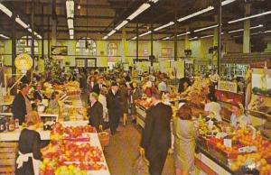 Faramer's Market Interior Lancaster Pennsylvania
