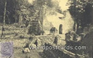 Chateau de Mariemont, Belgium, België, la Belgique, Belgien Ruines de la aCo...