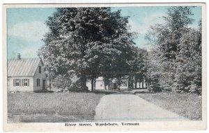 Wardsboro, Vermont, River Street