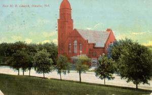 NE - Omaha. First M.E. Church (Nebraska)