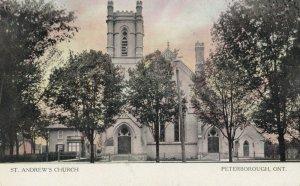 PETERBOROUGH, Ontario, Canada, PU-1913 ; St. Andrew's Church