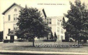 Grammar School in Keyport, New Jersey