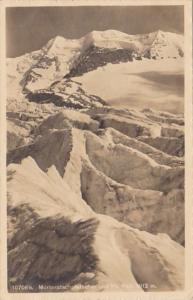 Switzerland Morteratschgletscher Piz Palu 1916 Photo