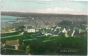 VINTAGE POSTCARD: GB : SCOTTLAND - Stranraer