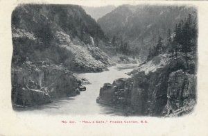 Hell´s Gate , Fraser Canon , VANCOUVER , B.C. , Canada , 1900-10s
