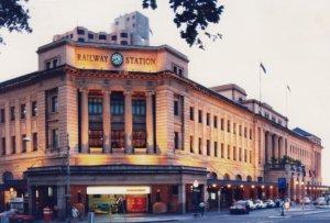 ADELAIDE , South  Australia , 1970-90s ; Grosvenor Vista Hotel