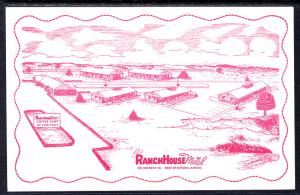 Ranch House Motel,West of Emporia,KS