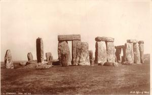Stonehenge from the South East (Wiltshire)
