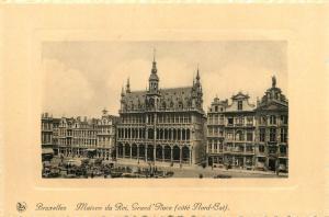 Belgium Brussels Bruxelles Maison du Roi Grand Place