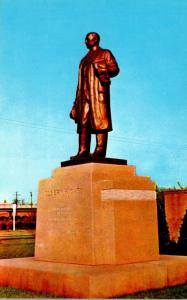 Indiana Gary Judge Elbert H Gary Statue Founder Of Gary