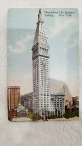 Metropolitan Life Insurance Building, New York