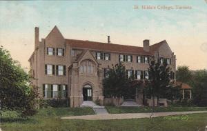 Exterior, The St. Hilda's College,  Toronto, Canada, PU-1909