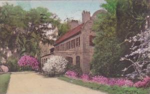 Tudor Manison Middleton Place Gardens Charleston South California Albertype H...
