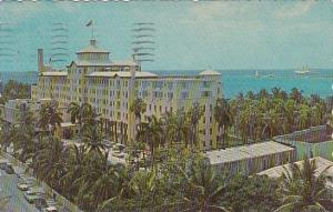 Nassau In The Bahamas The Famous Sheraton British Colonial Hotel British Colu...