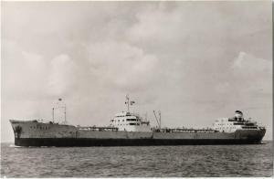 s.s. Hadrian Ship Nautica Real Photo Postcard 01.21
