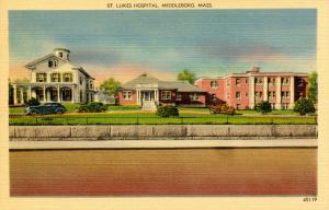 MA - Middleboro. St Luke's Hospital