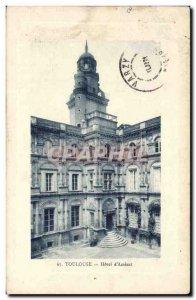 Toulouse - Hotel d & # 39Assezat - Old Postcard