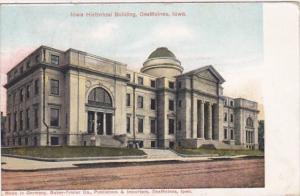 Iowa Des Moines Iowa Historical Building 1915
