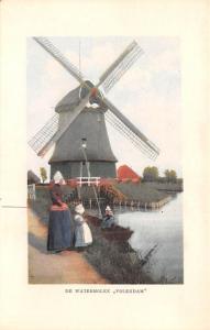 Holland De Watermolen Volendam  De Watermolen Volendam