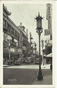 San Francisco, California, Chinatown