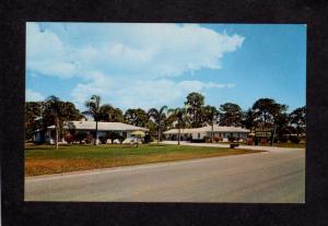 FL Holiday Motel Sarasota Florida Postcard US Route 41