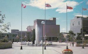 The McPherson Playhouse on Centennial Square,  Victoria,  B.C.,  Canada,  40-60s